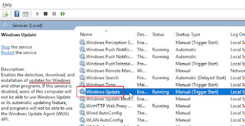 كيفية إيقاف تشغيل تحديث ويندوز بشكل دائم على Windows10