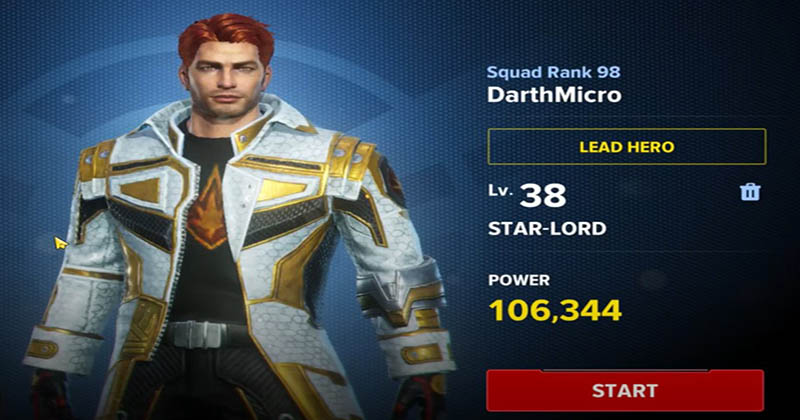 MFR Star Lord