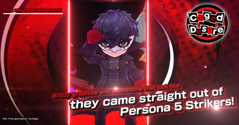 Dragalia Lost Dragon Shapshifting Persona 5s