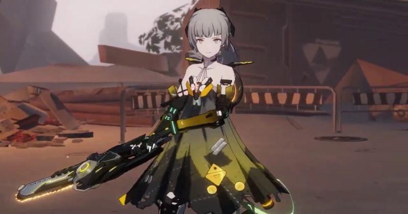 Punishing-Gray Raven Nanami Memories