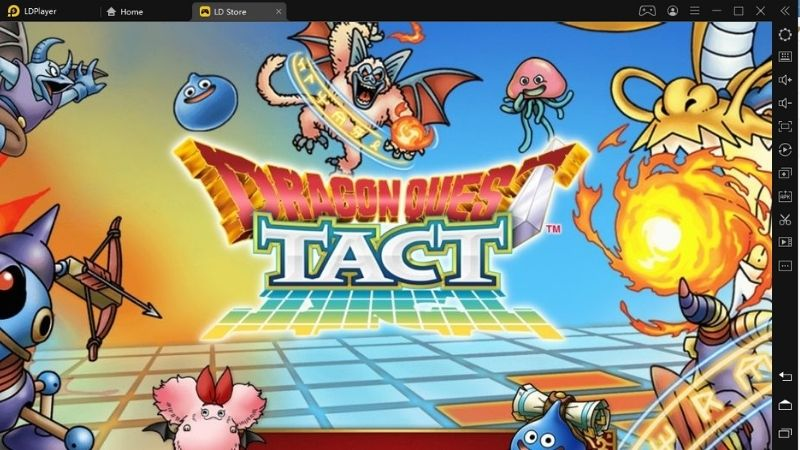 How to Download and Play Dragon Quest Tact on PC