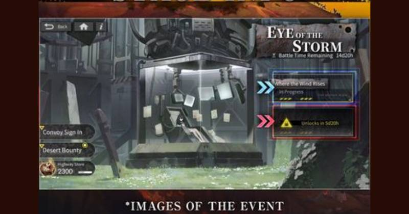 Alchemy Stars Guide for the Event Eye of the Storm 2021.07.13