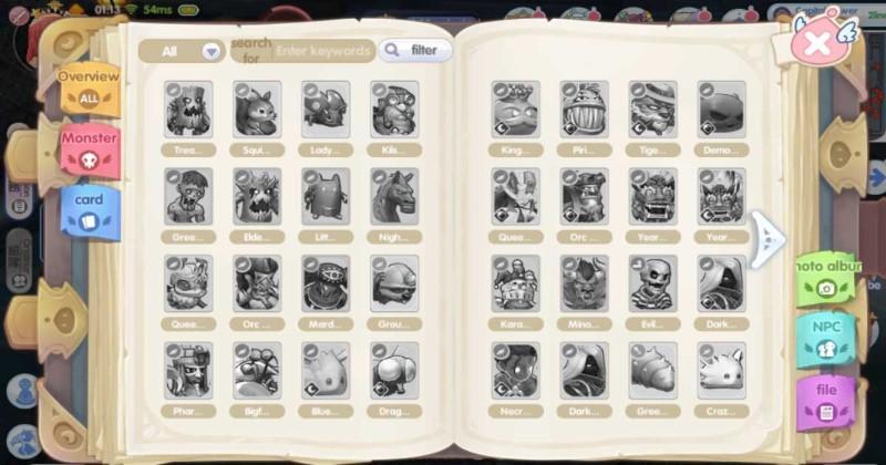 Ragnarok X Next Generation Cards DB