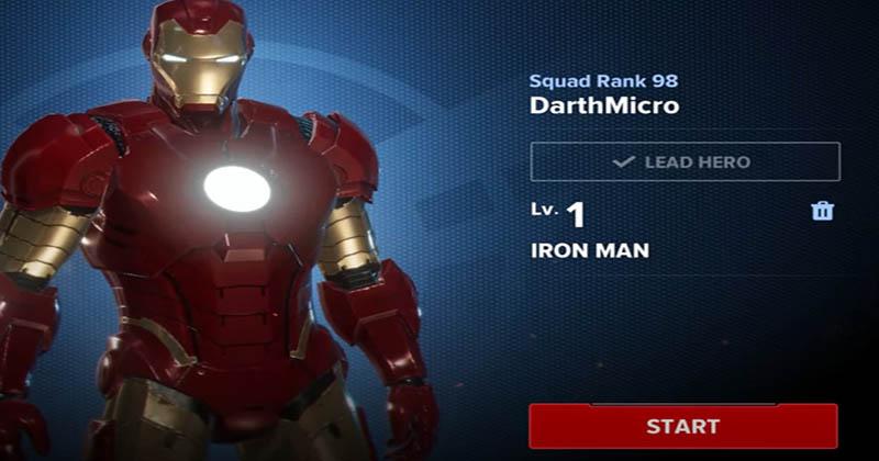 MFR Iron man