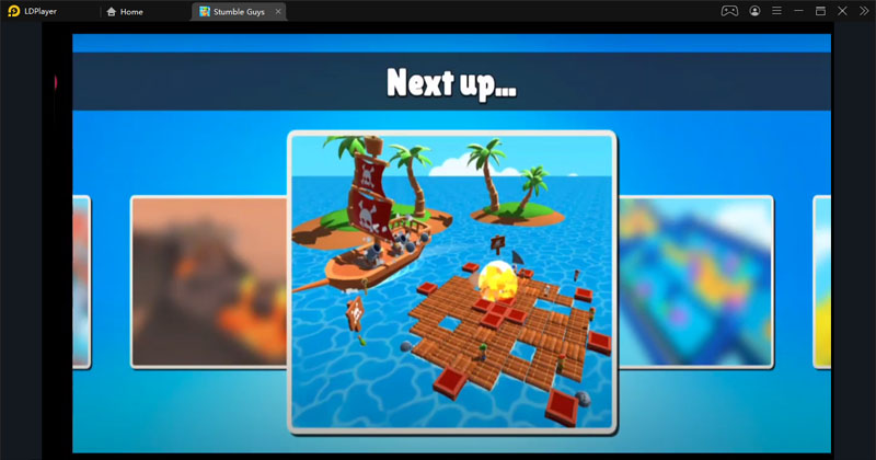 Stumble Guys: Multiplayer Royale best Tips for Bombardment