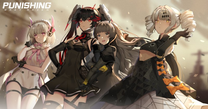 Punishing-Gray Raven Nanami Intro