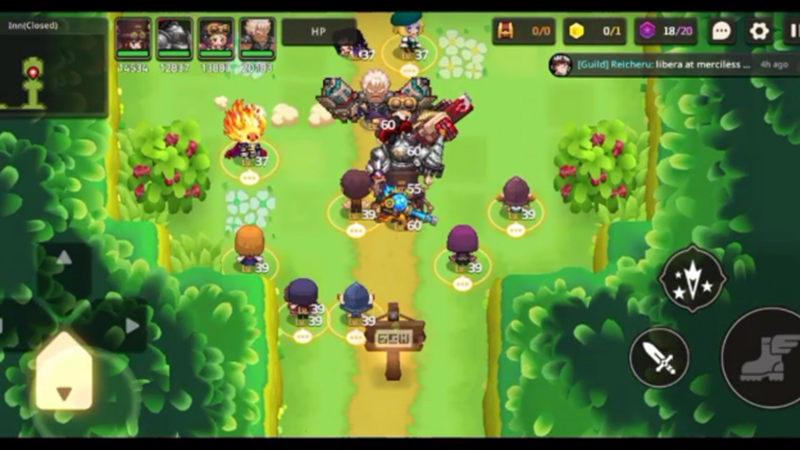 Guardian Tales Guide du jeu
