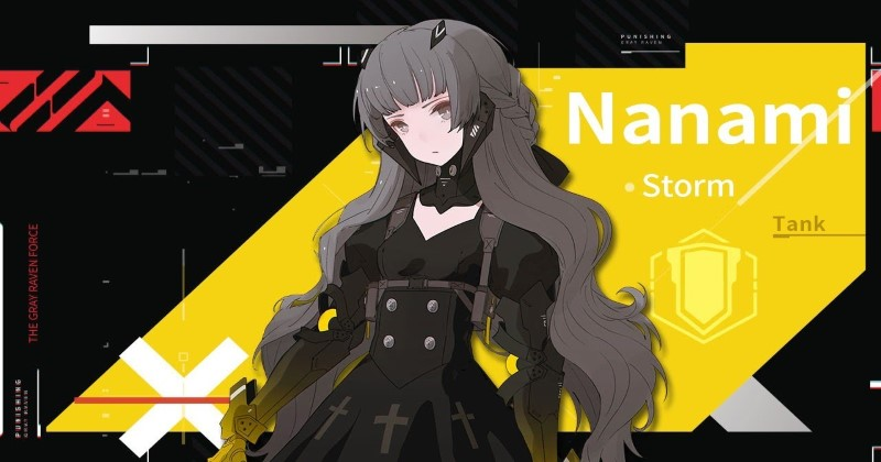 Punishing-Gray Raven Nanami Storm