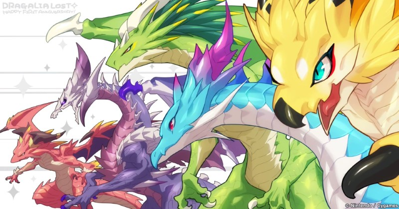 Dragalia Lost Dragon Shapshifting Buffs