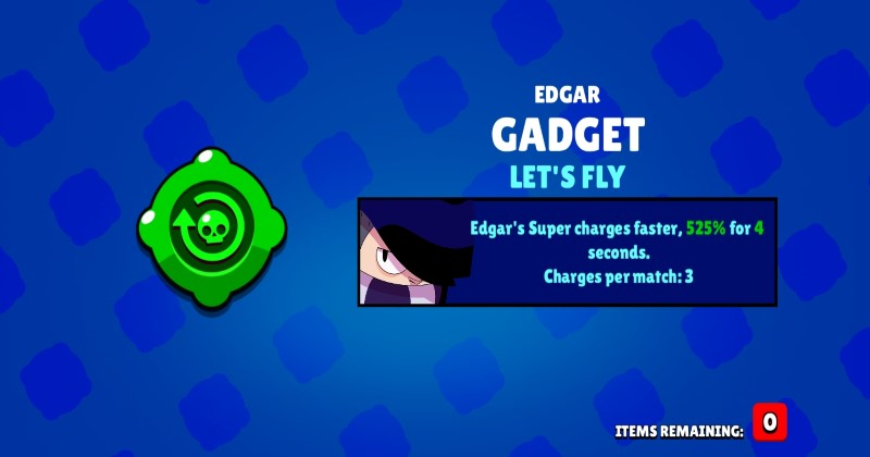 Brawl Stars - Tips & Tricks For Edgar. The best Short Range Brawler