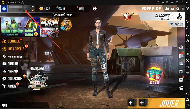 Free Fire Giveaway