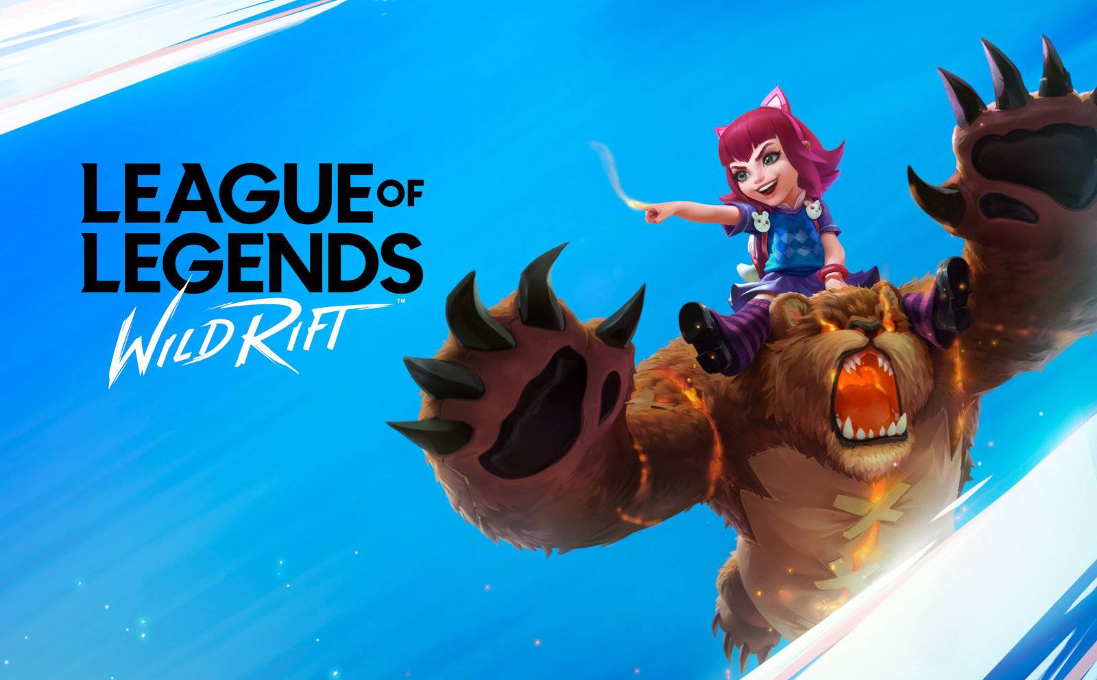 Список с чемпионами League of Legends: Wild Rift