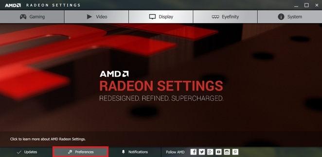 วิธีเปลี่ยนIntegrated GPU เป็น Discrete GPU (NVIDIA-AMD)