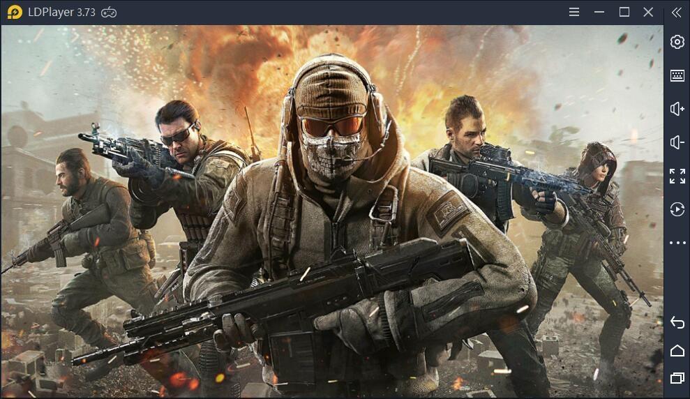 Call of Duty Mobile สำหรับพีซี