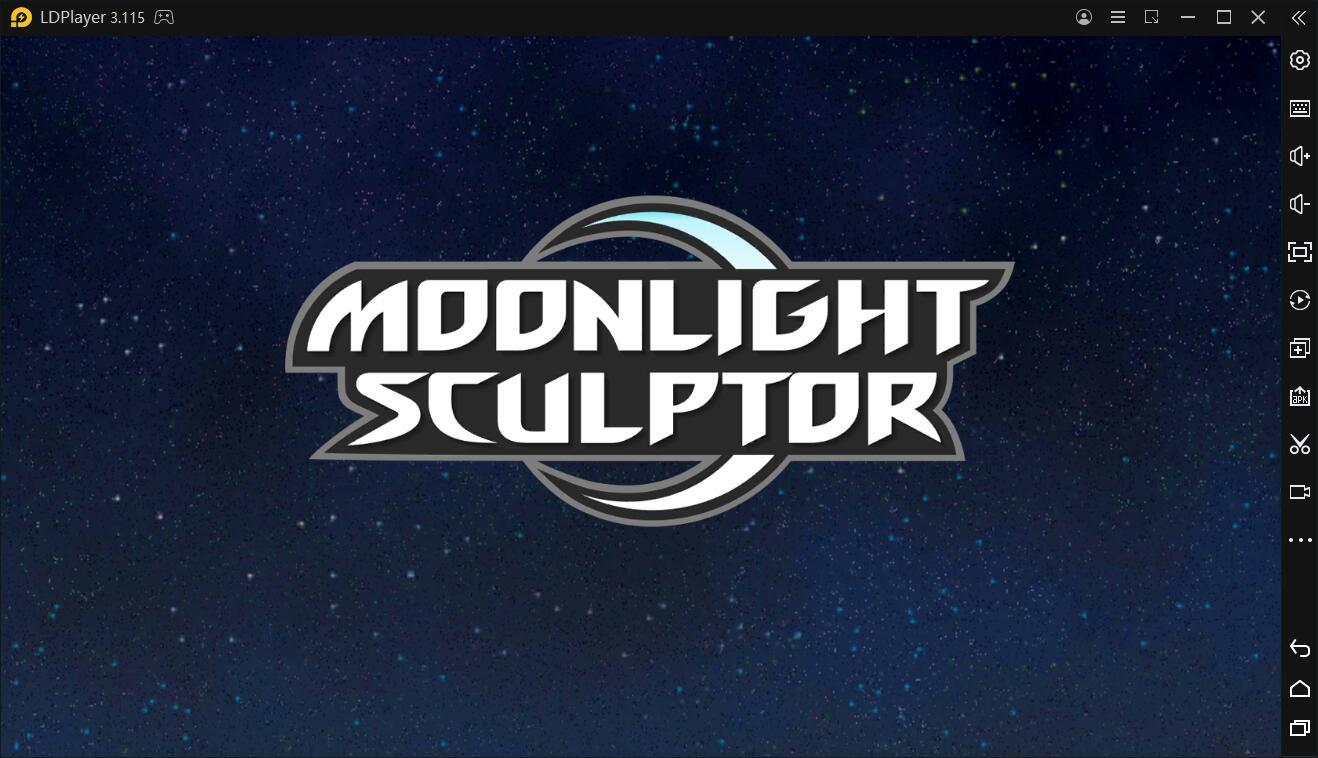 วิธีการติดตั้งและการเล่นเกม Moonlight Sculptor บน PC
