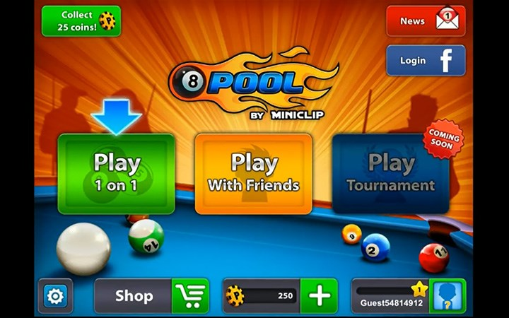8 Ball Pool: Trò chơi Bida đỉnh cao - nơi thể hiện kỹ năng của bạn/LDPlayer