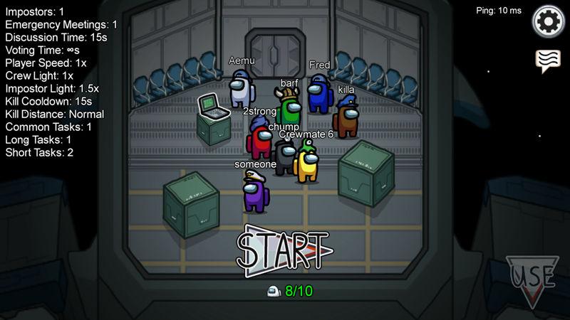 Thủ thuật Among Us : Cách tiếp cận người khác trong khi xây dựng tàu vũ trụ của bạn