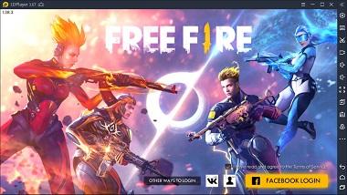 Meilleur émulateur pour jouer à Free Fire sur PC avec haute performance