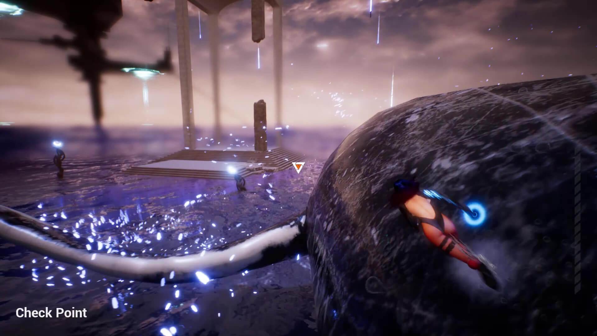 《飄移 : 羽毛的重量》 2021年台北國際電玩展 首次與您相見