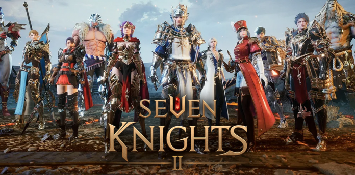 Seven Knights II เปิดให้บริการ วิธีการติ...