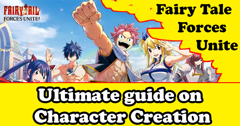 Fairy Tale: Forces Unite: Ultimate guide...