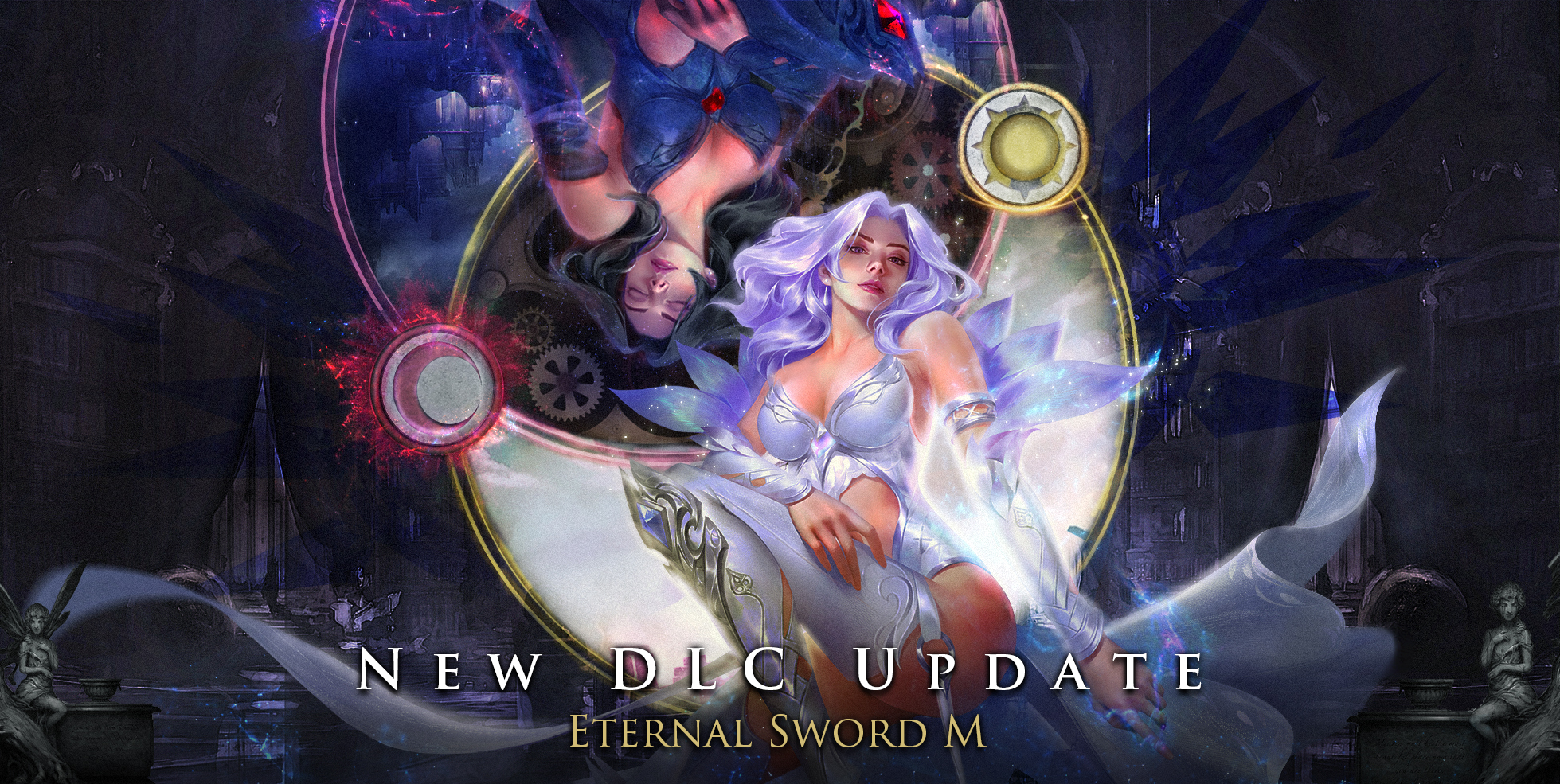 Eternal Sword M - New DLC Update: Mecha ...