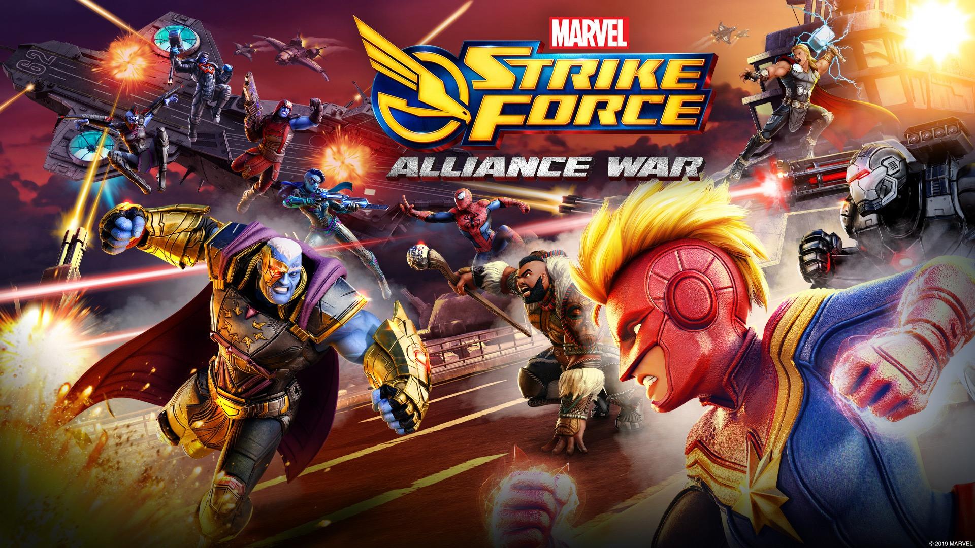 Marvel Strike Force-Squad RPG: Top Extra...