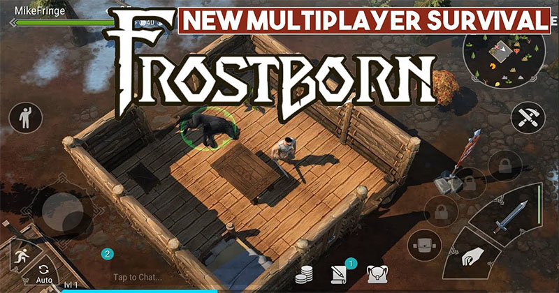 Frostborn Coop Survival: How to make an ...